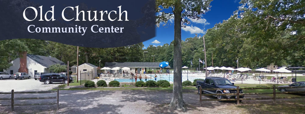 Old Church Pool Website